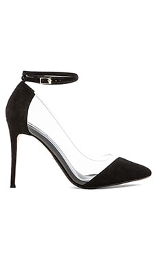 RAYE Tara Heel in Black