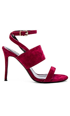 RAYE Billie Heel in Merlot