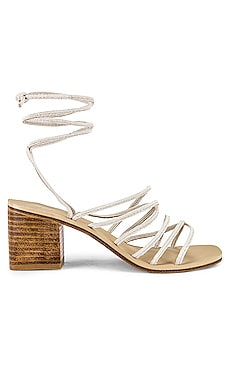 SANDALIA CROSS RAYE $178