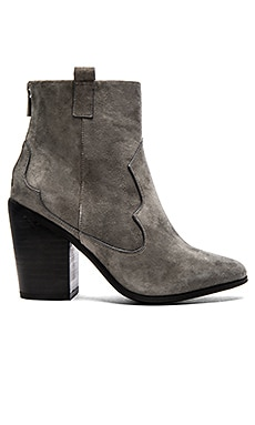 RAYE Ella Bootie in Charcoal
