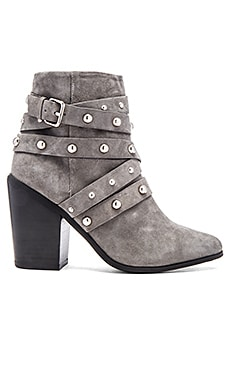 Erika Bootie in Charcoal