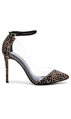 RAYE Tara Pump in Grey Spot