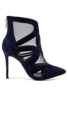 Thea Bootie in Navy