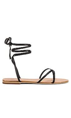 Noir Sandal RAYE $148
