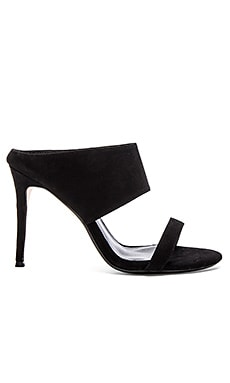RAYE Bea Mule in Black