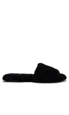 Shearling Sandal RAYE $148 NEW