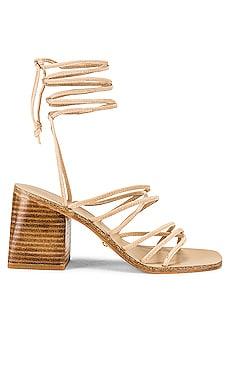 Cross Sandal RAYE $178 NEW