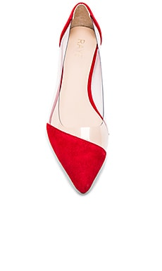 RAYE Philipp Flat in Ruby
