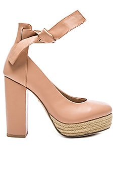 x For Love & Lemons Harper Heel