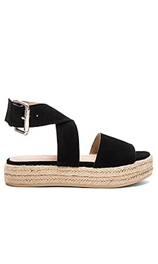 Drew Sandal in Black