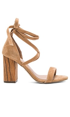 Layla Heel in Tan