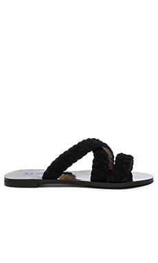 RAYE Sahara Sandal in Black