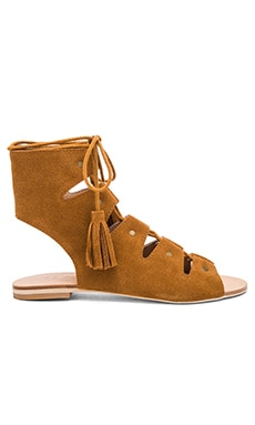 Sydney Sandal in Whiskey