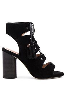 RAYE Mila Heel in Black