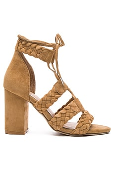 Libby Heel in Tan