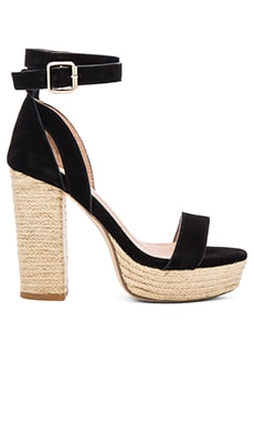 RAYE Helene Heel in Black