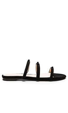 RAYE Wynn Sandal in Black