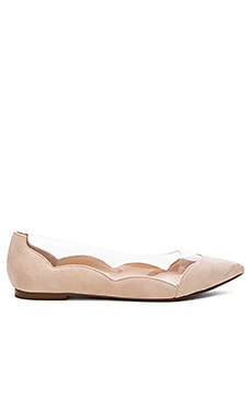 Polly Flat in Nude