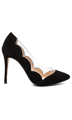 RAYE Tulip Pump in Black