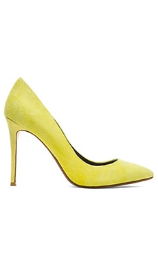 RAYE Tia Heel in Yellow