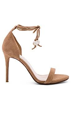 Becca Heel in Tan