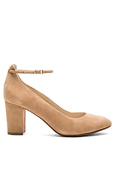 x Tularosa Ramona Pump in Tan
