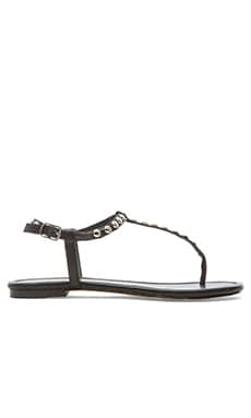 RAYE Sally Sandal in Black