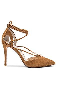 Tamrin Pump en Dark Tan
