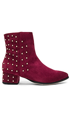 x Tularosa Kitt Bootie in Mulled Wine