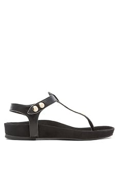 RAYE Roxy Sandal in Black