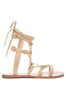 Sage Sandal in Tan