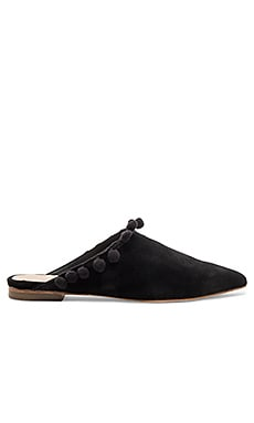 Jasmin Flat in Black