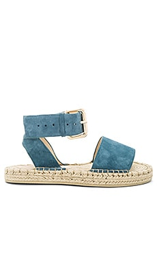 Damien Flatform Sandal in Cloud
