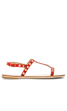 RAYE Sue Sandal in Tomato