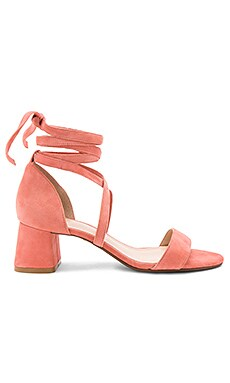 Angie Heel in Peach