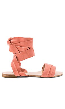 Sashi Sandal in Peach