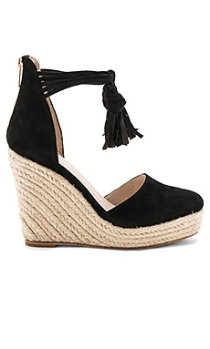 Dixie Wedge in Black