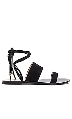 Sierra Sandal in Black