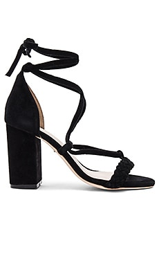 Lulu Heel in Black