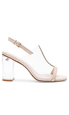 Aiden Heel in Nude