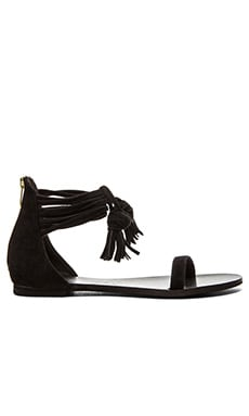 RAYE Skye Sandal in Black