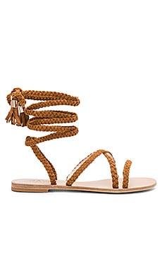 x REVOLVE Sadie Braid Sandal