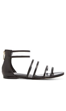RAYE Willow Sandal in Black
