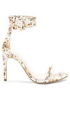 Купить Туфли на каблуке с открытым носком addison - RAYE, На каблуке, Китай, Белый