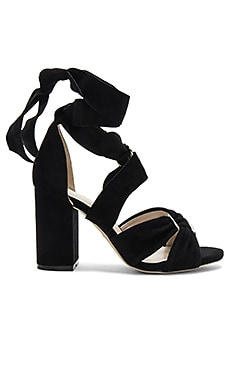 Samson Heel in Black. - size 7 (also in 5.5,6,6.5,7.5,8,8.5,9,9.5) Raye