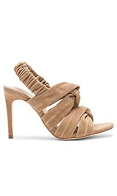 Купить Сандалии на каблуке shenae - RAYE, На каблуке, Китай, Цвет загара