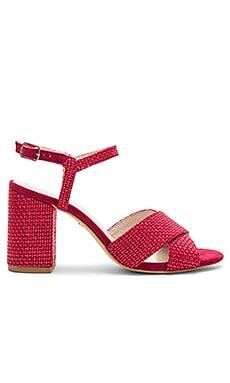 Сандалии на каблуке dorado - RAYE