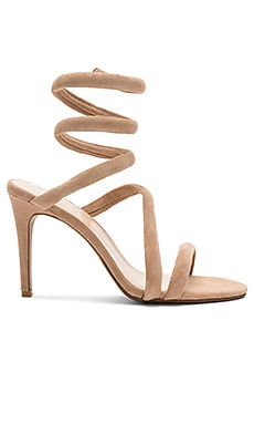 Купить Обернутый каблук odette - RAYE цвет цвет загара