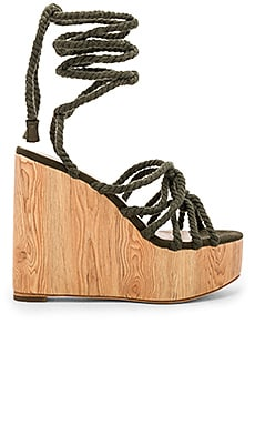 Alaya Wedge