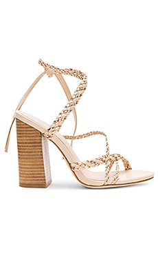 Купить Сандалии на каблуке melissa - RAYE цвет цвет загара
